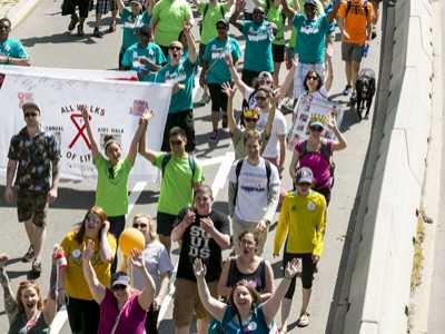 AIDS Walk & Run Boston to Take Place Sunday, June 4