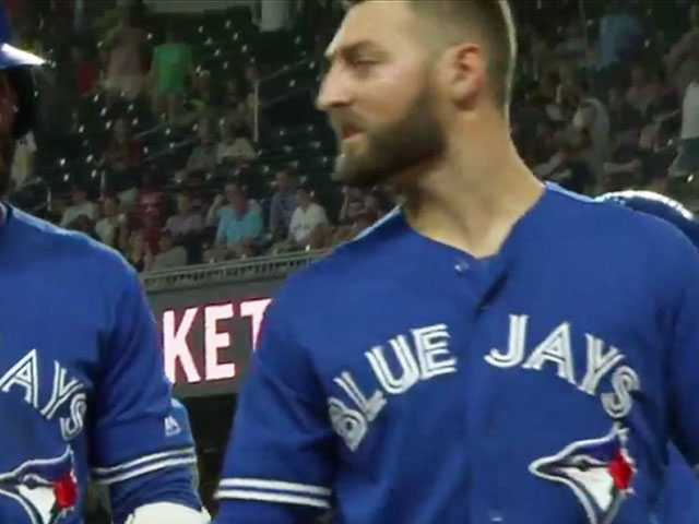 Watch: MLB Investigates Blue Jays Player for Allegedly Using Gay Slur