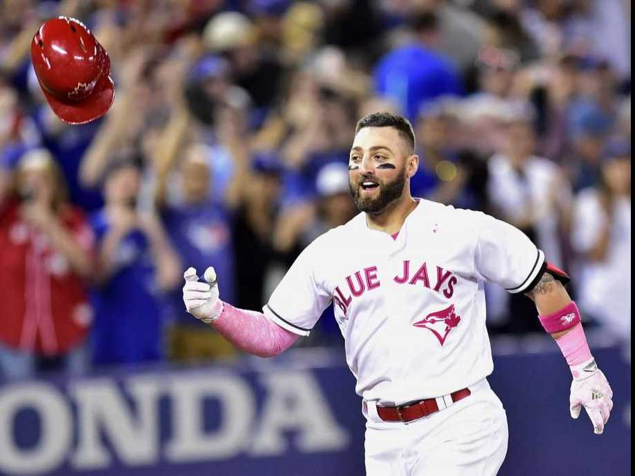 Toronto Center Fielder Apologizes for Using Anti-Gay Slur