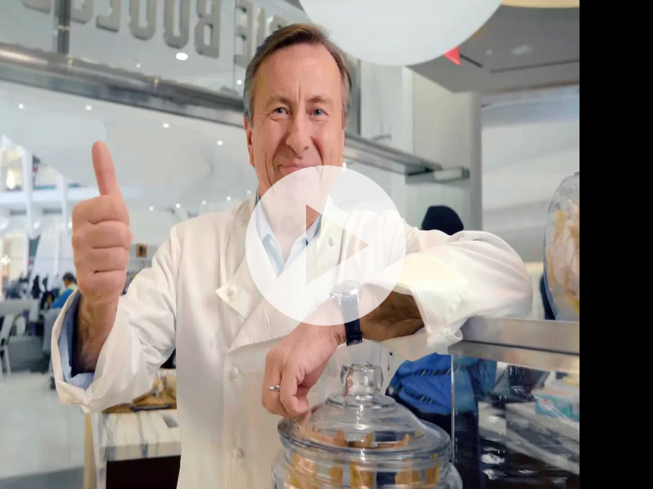 Watch: Chef David Boulud Explore Downtown NYC's Food Scene
