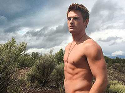 Brent Corrigan :: The Popular Porn Star (and Biopic Subject) Strips Onstage