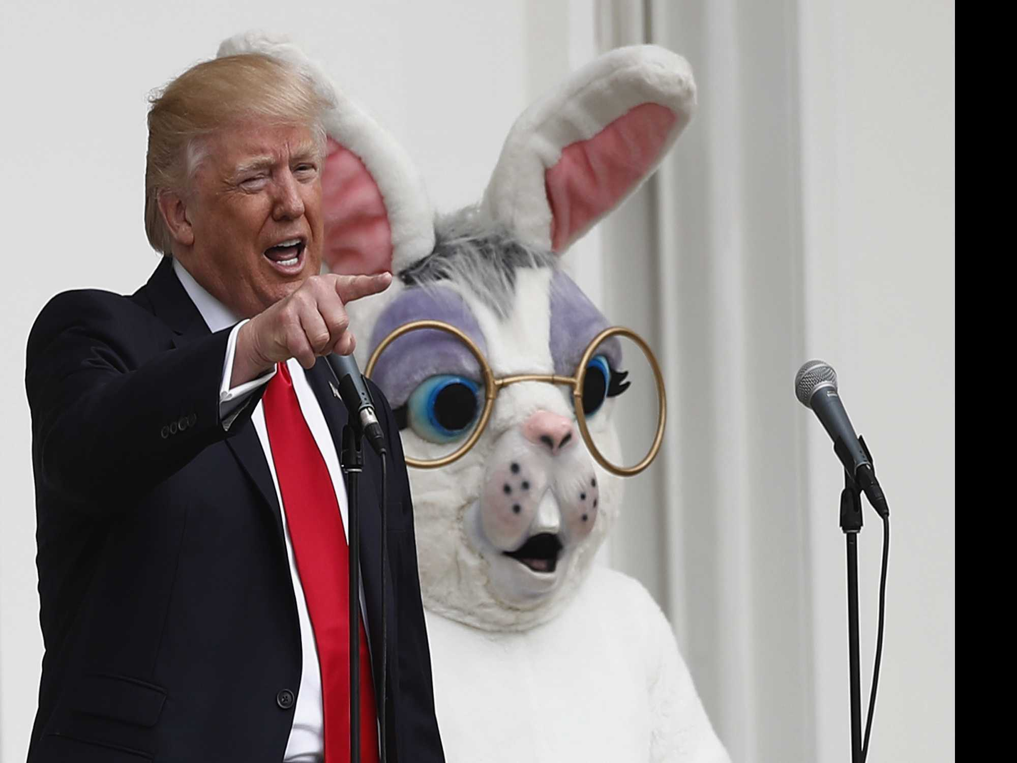 NYT: Trump Tells Russians Comey Was a 'Nut Job'