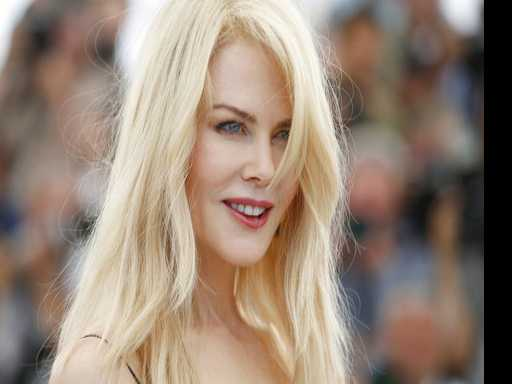 Nicole Kidman has 4 Films at Cannes; Welcomes Challenges