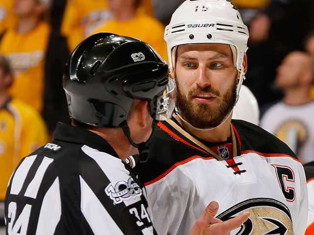 NHL Star Fined $10,000 for Using Gay Slur