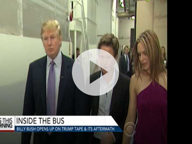 Billy Bush Opens Up About Trump Tape and Aftermath