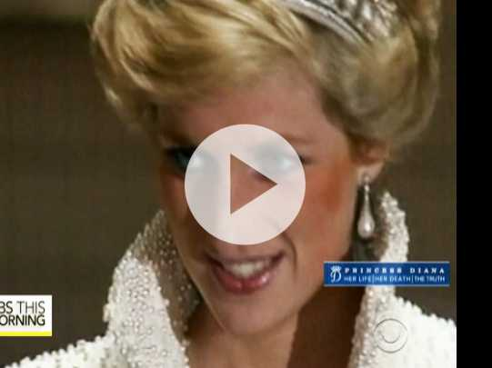 Friends of Princess Diana Discuss Her Legacy in CBS Special