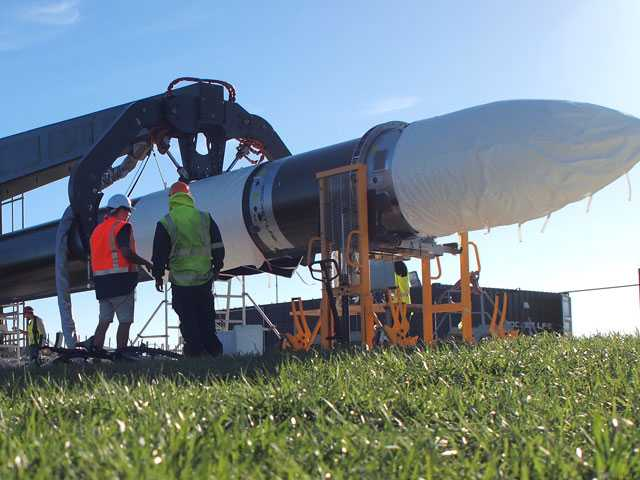 New Zealand Space Launch Has Nation Reaching for the Stars