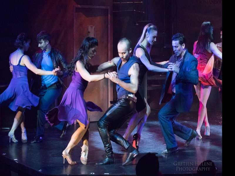 Review :: Arrabal