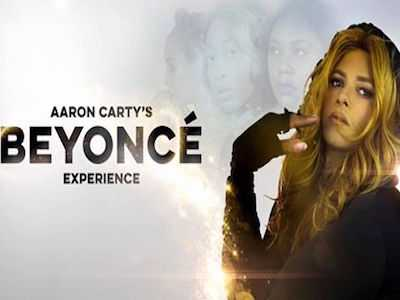 Aaron Carty's Beyoncé Experience Raises Funds for Hetrick-Martin Institute
