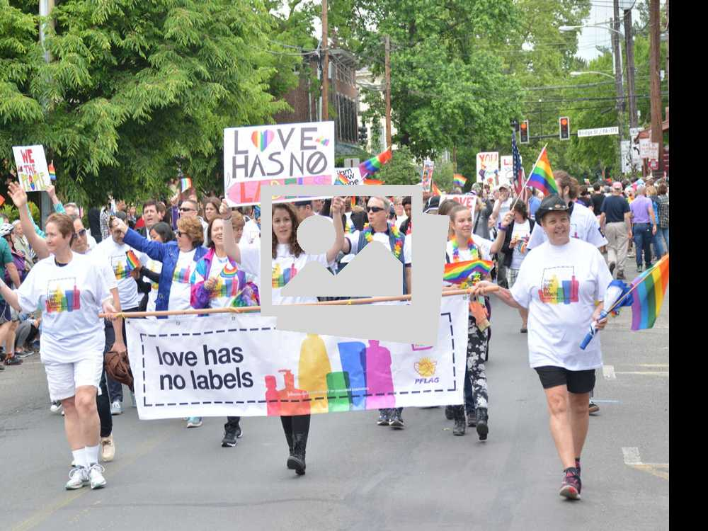 2017 Philadelphia New Hope Pride Parade :: May 20, 2017