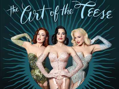 Burlesque Icon Dita Van Teese Adds Two Additional Shows to West Coast Run
