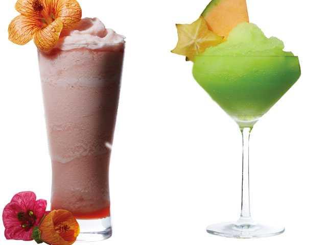 'Sloshies': 102 Frozen Summer Cocktails