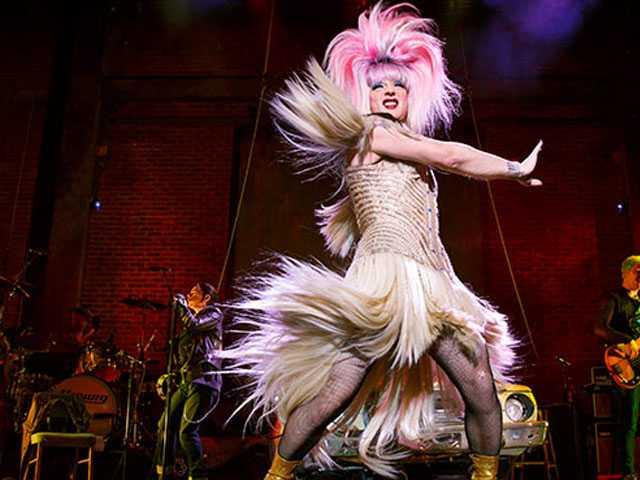 Euan Morton Talks Hedwig: 'What an Ugly Woman I Am!'