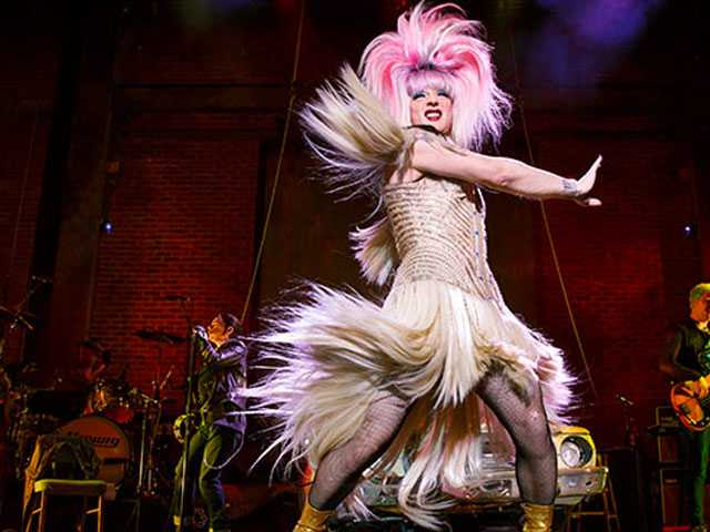 Euan Morton Talks Hedwig: 'What an Ugly Woman I Am!'