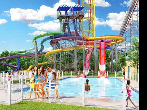 Orlando's Not the Only Hot Spot: Theme Park Fun Around U.S.