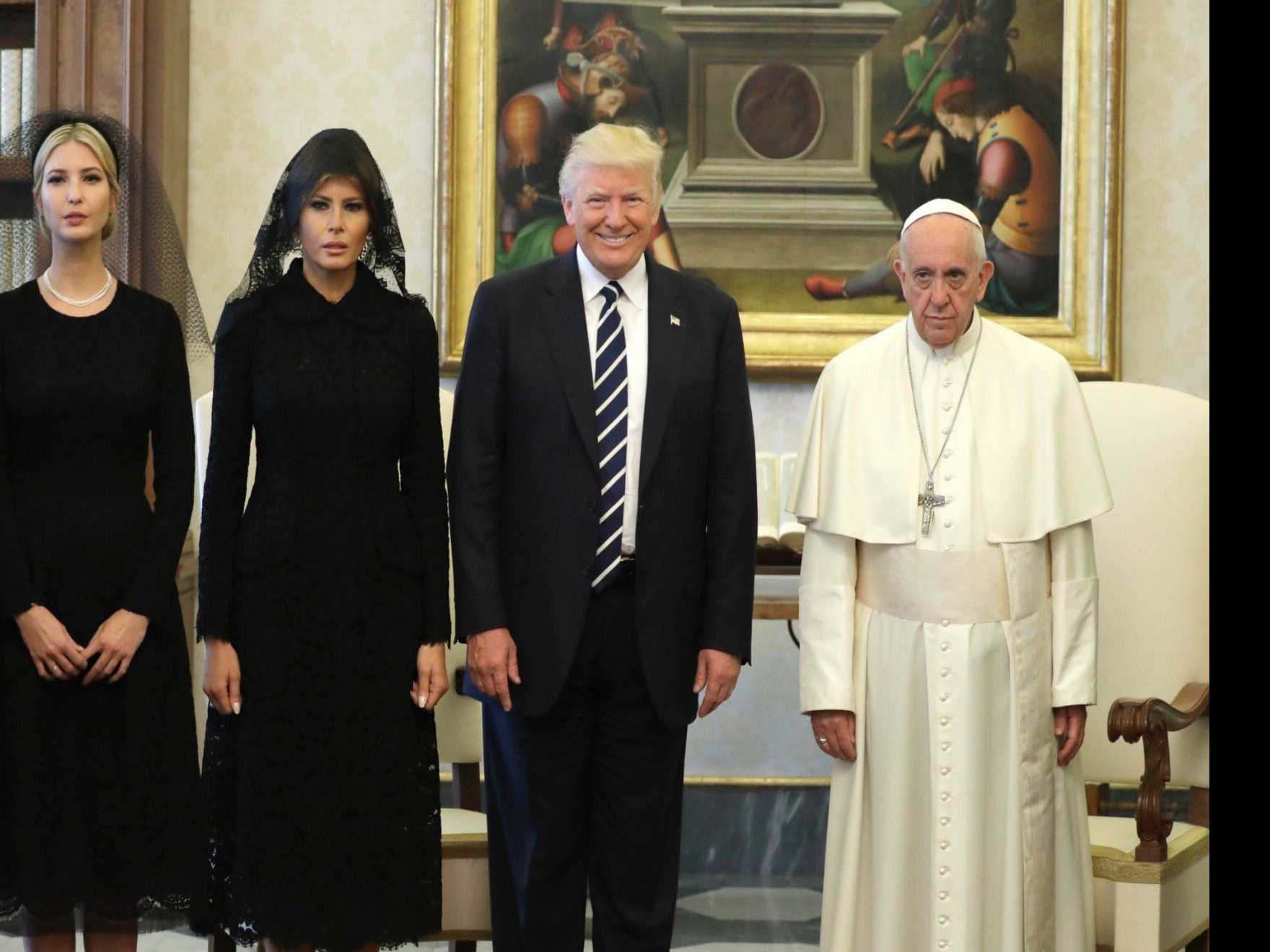 Dumb-Ass Lists: EDGE's Top 10 Favorite Trumps Invade The Vatican Tweets
