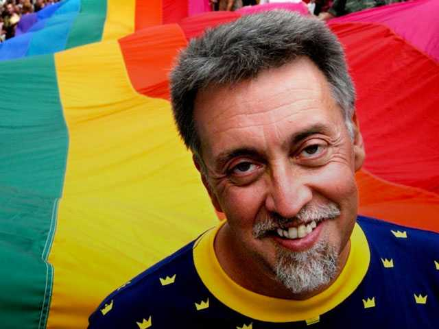NYC to Honor Late Rainbow Flag Creator Gilbert Baker on Flag Day