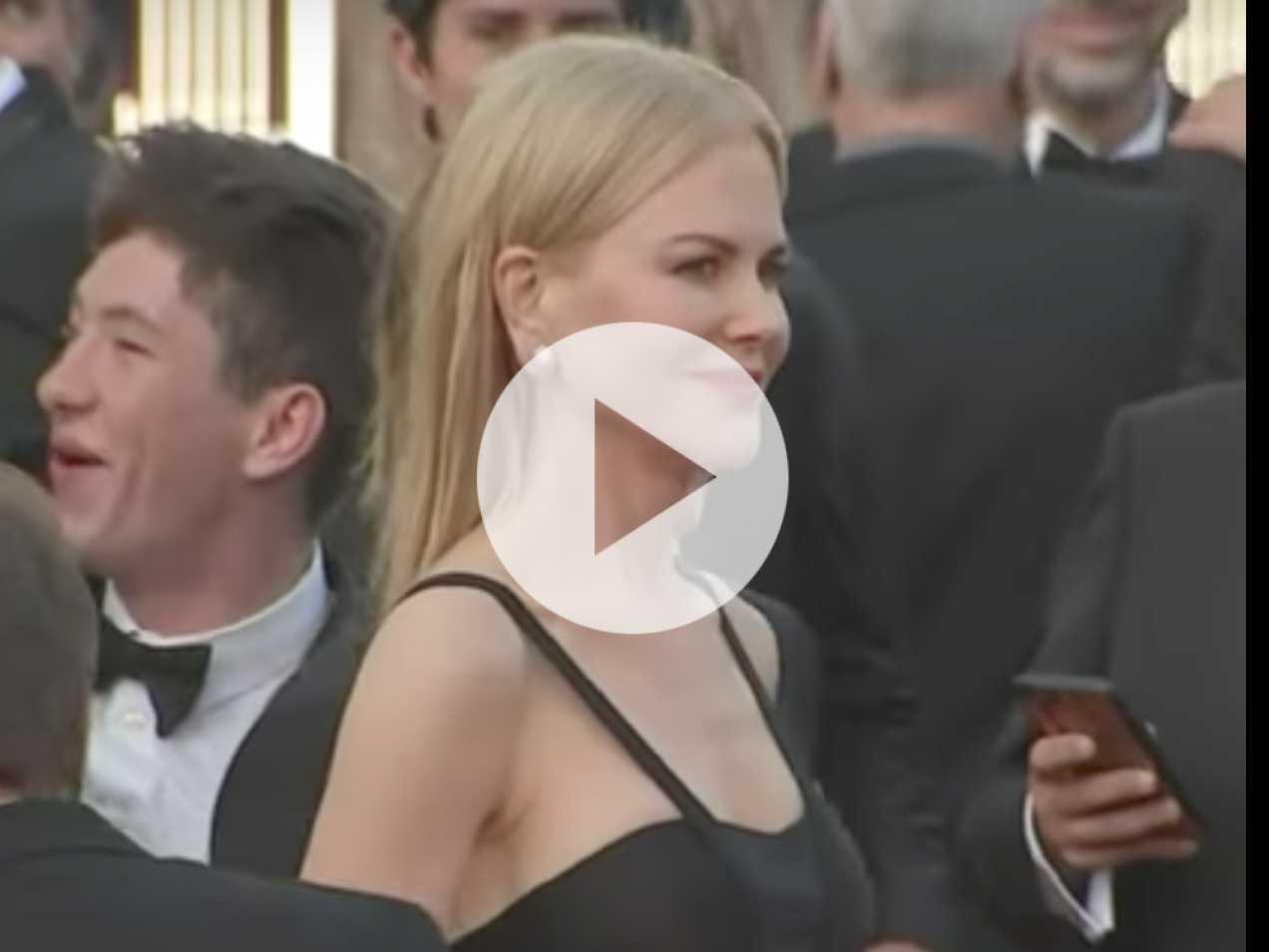 Kidman's Cannes Catwalk