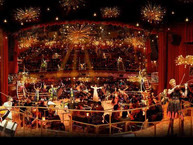 Choreographer Sam Pinkleton: Making 'The Great Comet' Dance Without a Stage