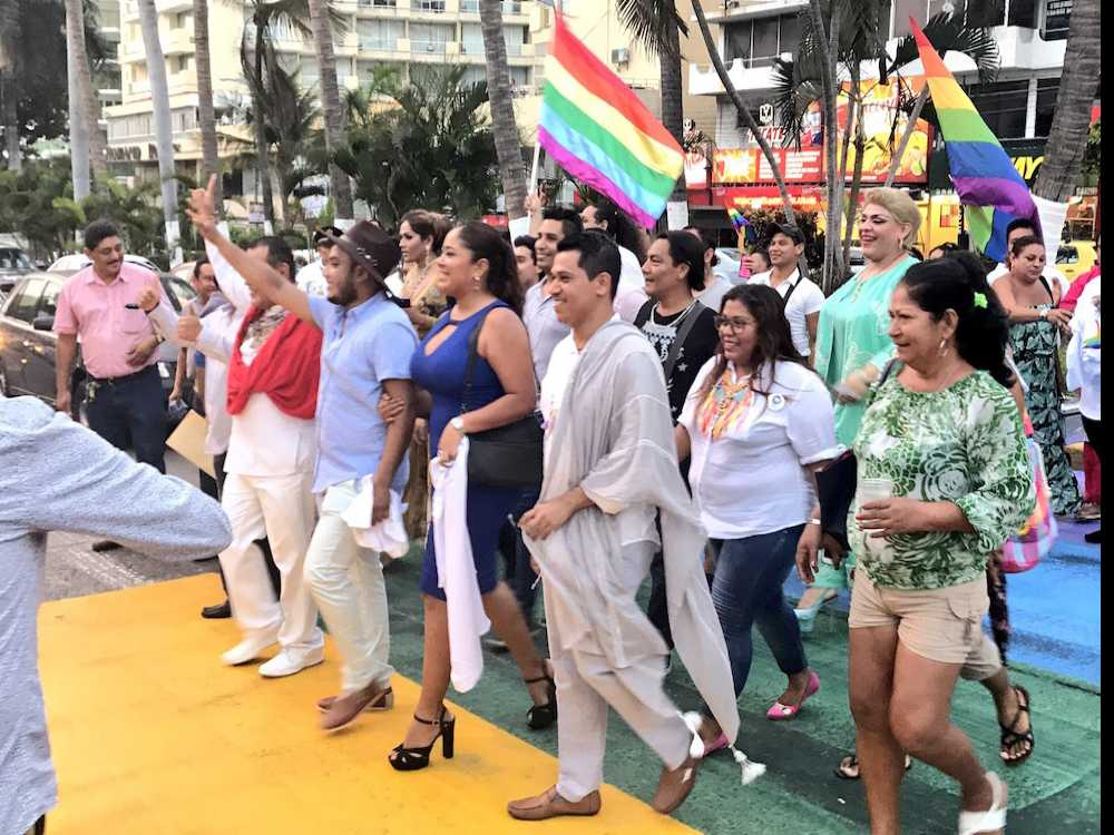 Acapulco Proclaims Official LGBT Neighborhood