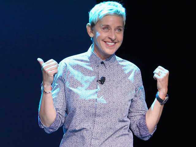 Ellen DeGeneres Will Get Her Own Stand-Up Netflix Special