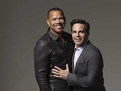 The Mod Couple :: Mario Cantone and Jerry Dixon at Feinstein's