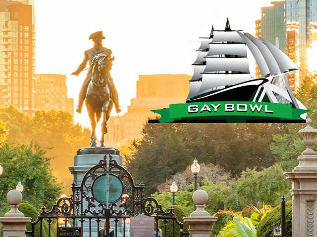 New England Patriots to Sponsor Gay Bowl Tournament for Fall