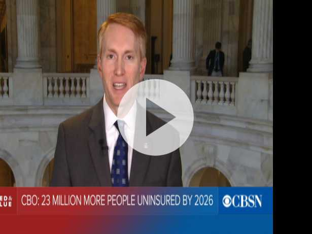 Sen. Lankford: 'Russians Want to See Any Western Free Democracy destabilized'