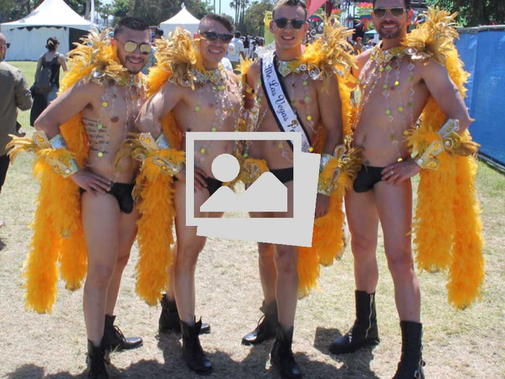 2017 Long Beach Pride Festival :: May 21, 2017
