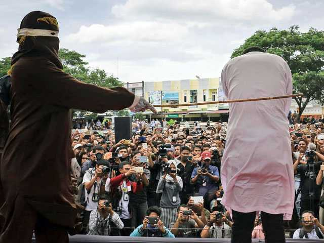 UN Rights Office Worried By Indonesian Gays' Plight