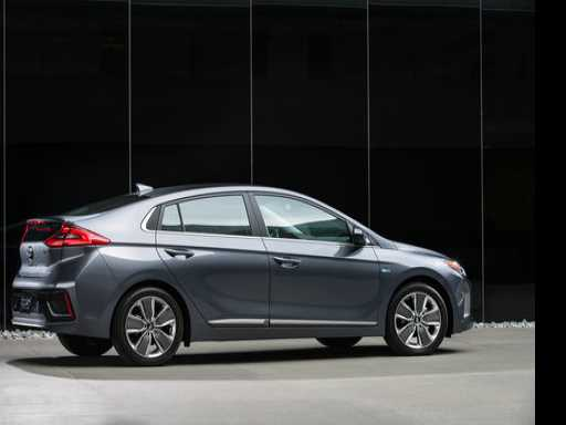 Hyundai Ioniq: 2017's Top Fuel-Efficient Gas-Electric Hybrid