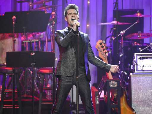 Panic! At the Disco's Brendon Urie on 'Exciting' B'way Bow