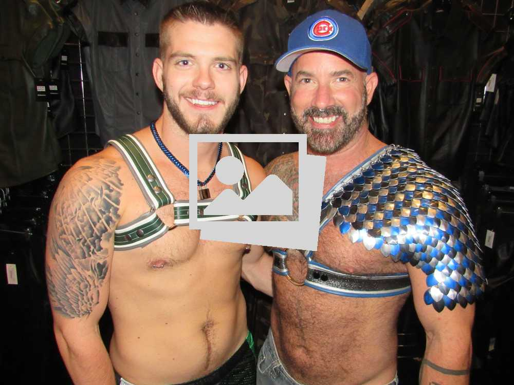 International Mr. Leather Market @ The Congress Plaza Hotel :: May 27, 2017