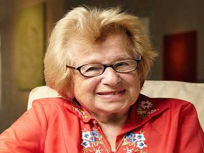 Dr. Ruth Leads Post-Performance Talkback at 'Indecent'