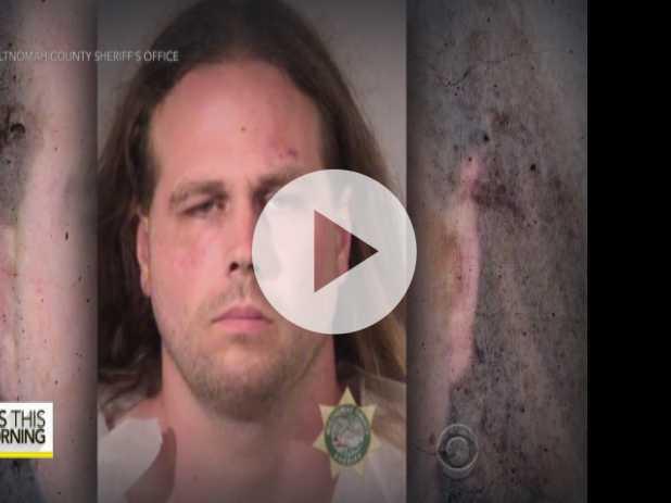 Portland Train Stabbing Suspect Due in Court