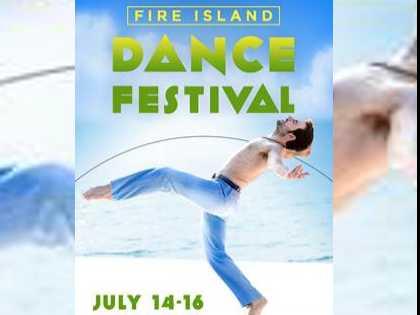 Fire Island Dance Festival Returns July 14- 16, Tony Winner Cady Huffman to Host