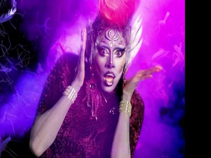 'RuPaul's Drag Race' Season 9 :: Nina Bonina Brown Sashays to This Interview!