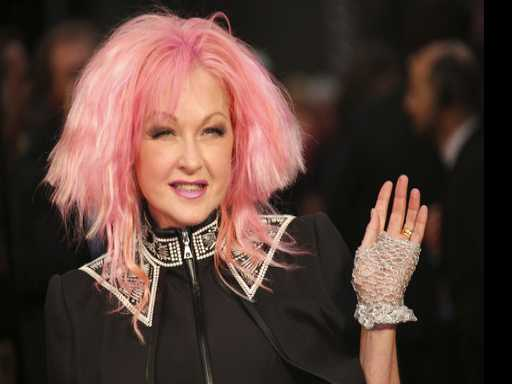 Cyndi Lauper to Receive Logo's 2017 Trailblazer Honor