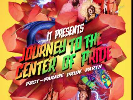 IT Presents: Journey To The Center Of Pride