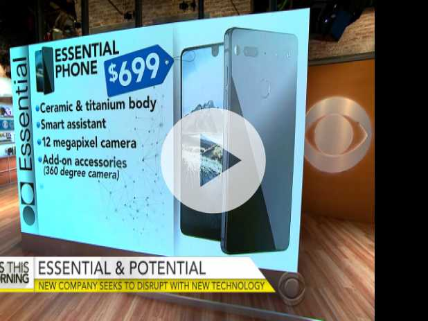 Android Founder Reveals Essential Phone