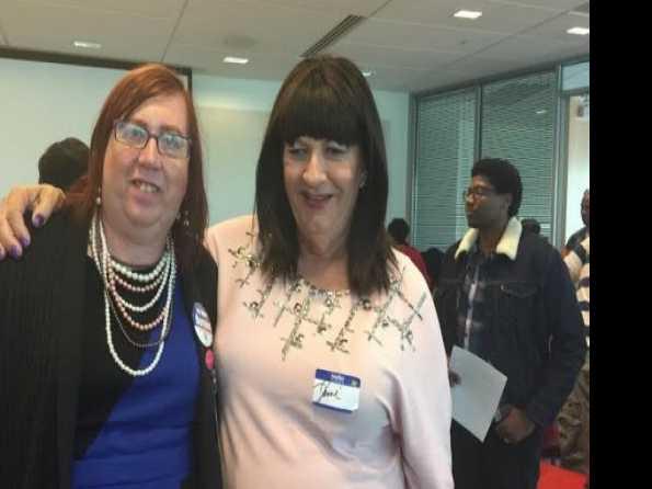 N.C.'s First Transgender Candidate Runs for U.S. Congress