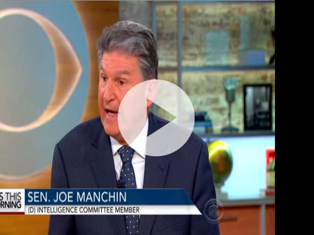 What Sen. Manchin Wants Answered at Comey Hearing