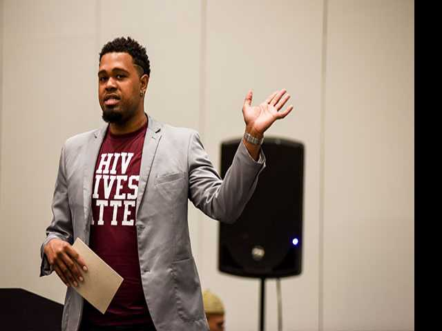 Deondre Moore Tells His Story as a Greater than AIDS Ambassador