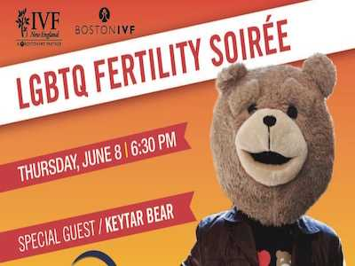 New England and Boston IVF Hold LGBTQ Fertility Soiree