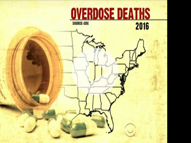 Overdoses Now Leading Cause of Death of Americans Under 50