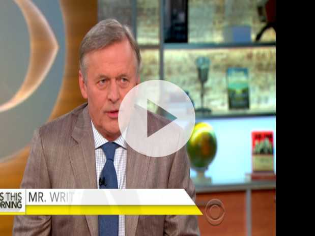John Grisham Talks New Book 'Camino Island' and Writing Tips