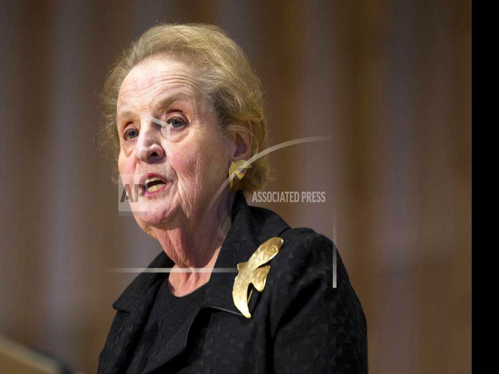 Madeleine Albright's Next Book Warns of Fascism's Dangers