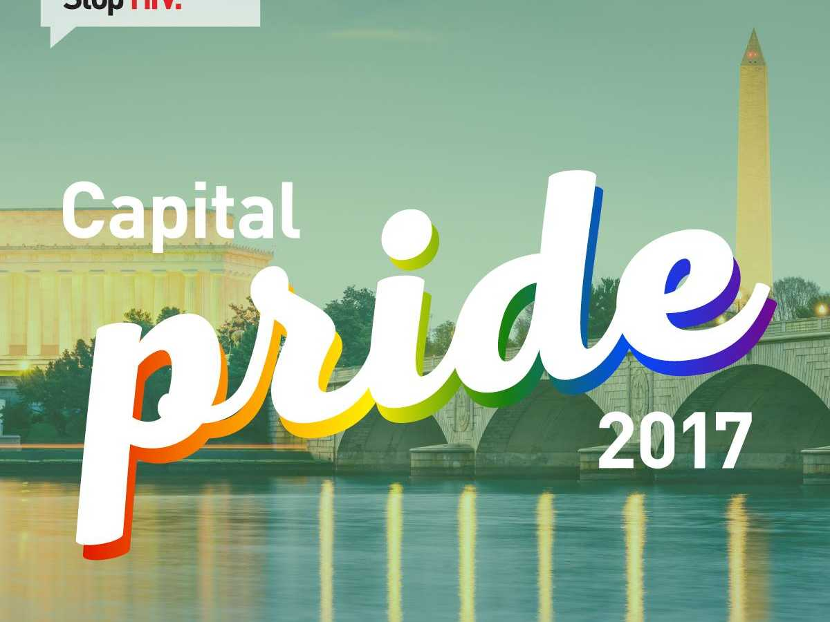 Capital Pride: 'Unapologetically Proud'