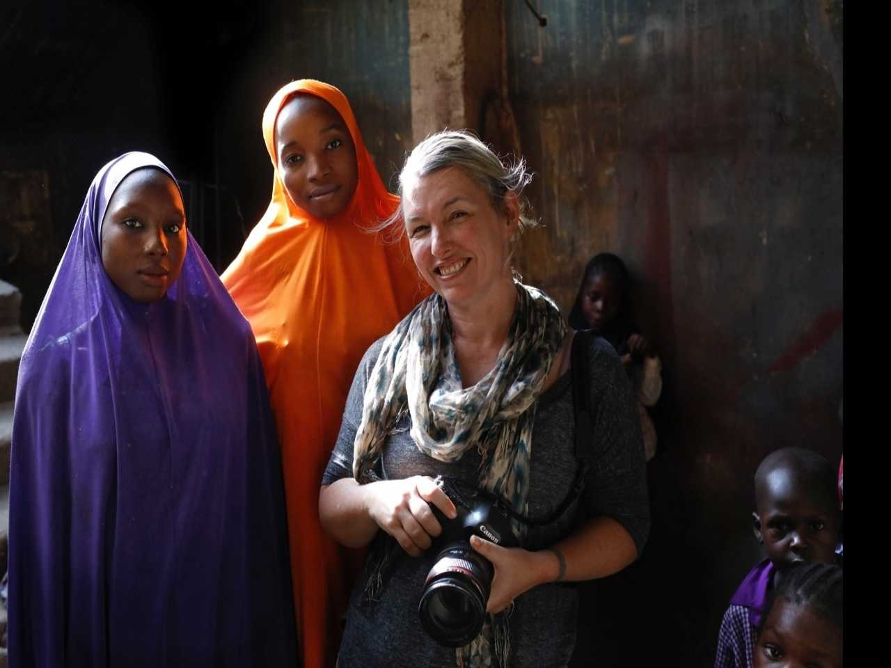 Advocate for Women and Girls Wins Photojournalism Award