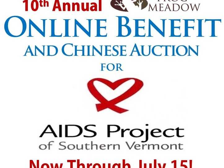 Frog Meadow Hosts 10th Annual Summer AIDS Benefit with a New 'Online Only Format'